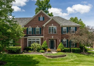 Union Single Family Home For Sale: 14956 Cool Springs Boulevard