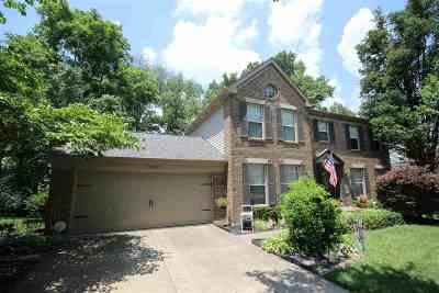Union Single Family Home For Sale: 10969 War Admiral Drive