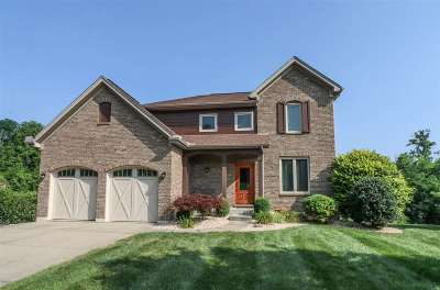 Park Hills Single Family Home For Sale: 550 Scenic Drive