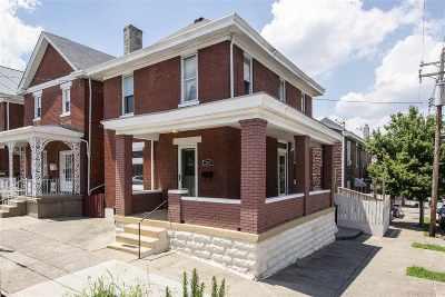 Bellevue Single Family Home For Sale: 237 Prospect Street