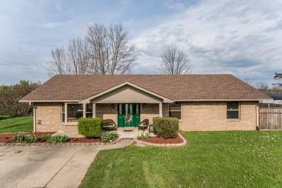 Dry Ridge Single Family Home For Sale: 15 Ellen Kay
