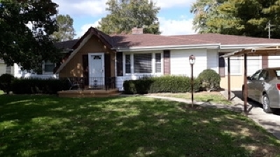 Warsaw Single Family Home For Sale: 300 Kirby Avenue