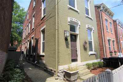 Covington Single Family Home For Sale: 637 Philadelphia St.