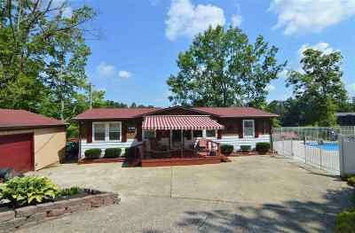 Single Family Home For Sale: 540 Rainbow Drive