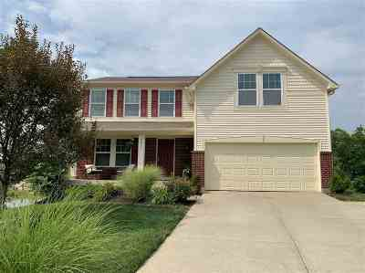 Campbell County Single Family Home For Sale: 9895 Cedar Cove