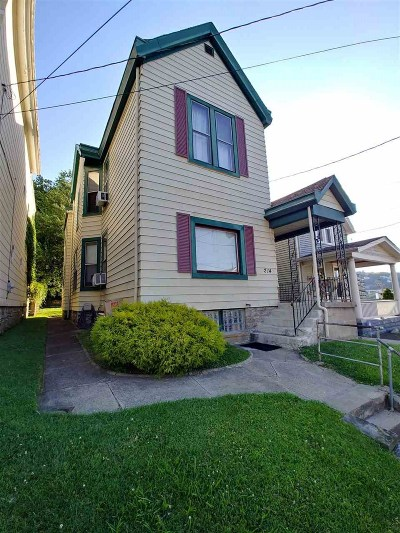 Campbell County Single Family Home For Sale: 214 Berry Avenue