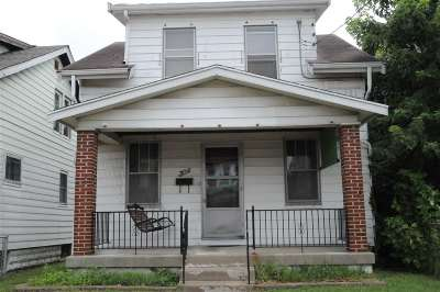 Dayton Single Family Home For Sale: 304 5th Avenue