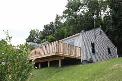 Single Family Home For Sale: 621 Cleveland