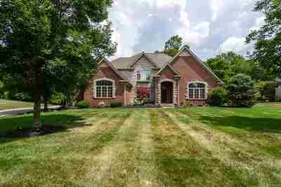 Boone County Single Family Home For Sale: 10817 Silver Charm Lane