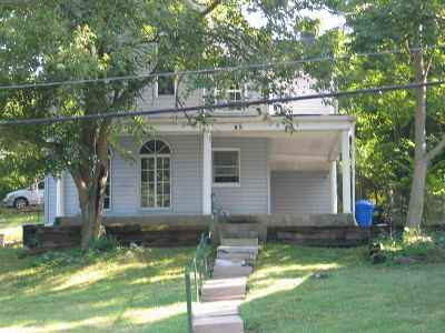Fort Thomas Single Family Home For Sale: 45 Grandview
