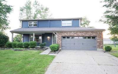 Union Single Family Home For Sale: 10089 Indian Hill Drive