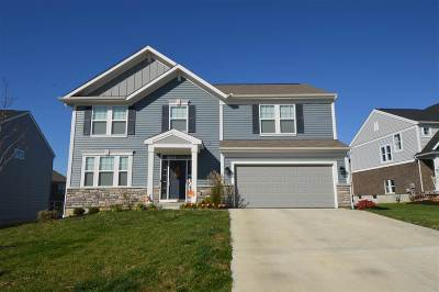 Independence Single Family Home For Sale: 10082 Meadow Glen Drive