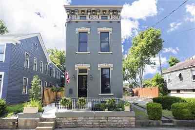 Kenton County Single Family Home For Sale: 513 W 7th Street