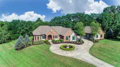 Florence, Union, Walton, Warsaw Single Family Home For Sale: 2264 Bleu Yacht Lane
