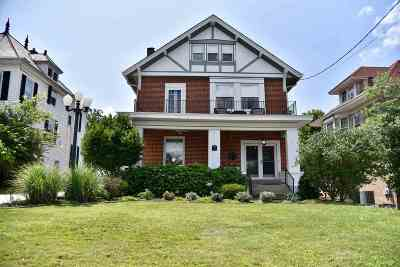 Fort Thomas Single Family Home For Sale: 620 S Fort Thomas Avenue