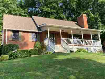 Boone County Single Family Home For Sale: 14640 Salem Creek Road