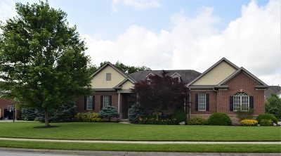 Boone County Single Family Home For Sale: 1165 Monarchos Ridge