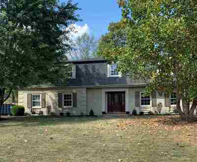 Fort Mitchell Single Family Home For Sale: 3 Dartmouth