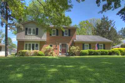 Crestview Hills Single Family Home For Sale: 109 Vernon