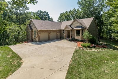 Boone County Single Family Home For Sale: 2232 Wood Run Road