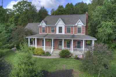 Campbell County Single Family Home For Sale: 1629 Upper Tug Fork Road