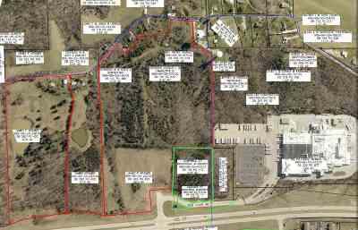 Alexandria Residential Lots & Land For Sale: Alexandria Pike