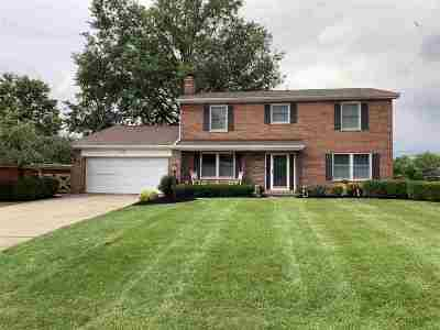 Single Family Home For Sale: 357 Jerlou Lane