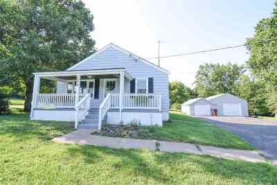 Single Family Home For Sale: 3479 Senour Road