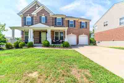 Boone County Single Family Home For Sale: 2451 Posy