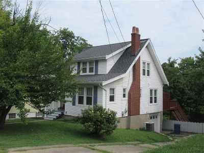Florence, Erlanger Single Family Home For Sale: 212 Forest Avenue
