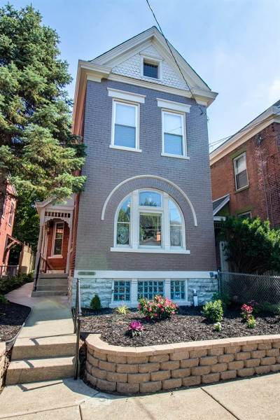 Covington Single Family Home For Sale: 211 E 18th Street