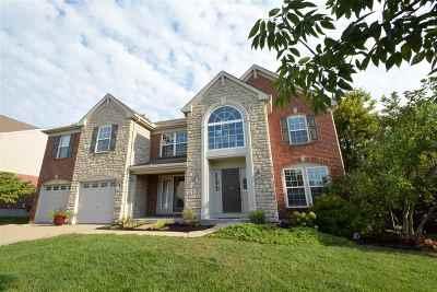 Single Family Home For Sale: 892 Doeridge Drive