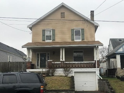 Kenton County Single Family Home For Auction: 3317 Carlisle