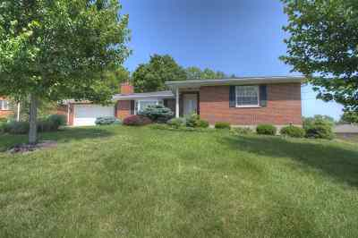 Kenton County Single Family Home For Sale: 2123 Highwater