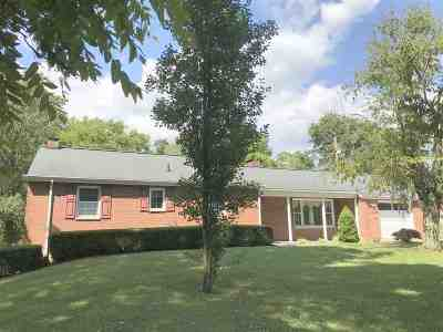Independence Single Family Home For Auction: 2552 Harris Pike