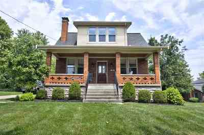 Fort Mitchell Single Family Home For Sale: 54 Virginia Avenue