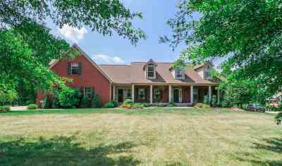 Alexandria Single Family Home For Sale: 45 Saddle Ridge Trail