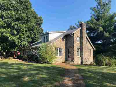 Single Family Home Pending: 205 Monterey Pike