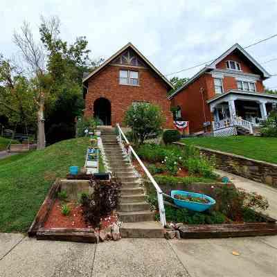 Covington Single Family Home For Sale: 710 Highland Avenue