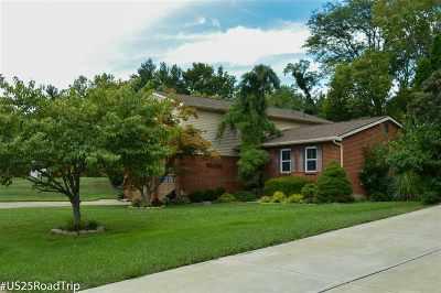 Villa Hills Single Family Home For Sale: 805 Deena