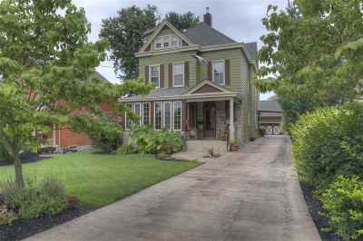 Fort Thomas KY Single Family Home For Sale: $775,000