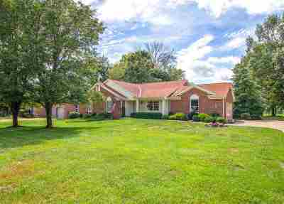 Florence Single Family Home For Sale: 9225 Tranquility