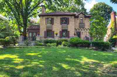 Fort Mitchell Single Family Home For Sale: 7 Princeton Avenue