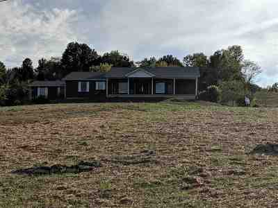Owen County Single Family Home For Sale: 12905 Highway 127