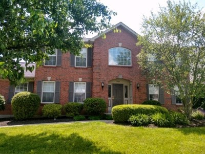 Florence Single Family Home For Sale: 1863 Pleasant Hill Drive