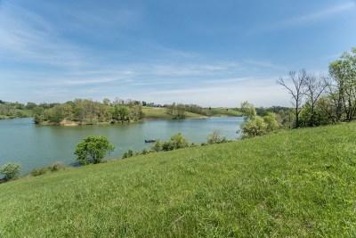 Dry Ridge Residential Lots & Land For Sale: 1425 Dry Ridge Mt Zion 5 Ac Lake Lot