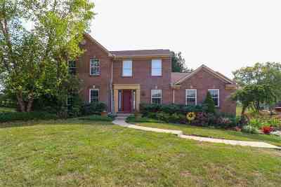 Burlington Single Family Home For Sale: 2600 Royal Court