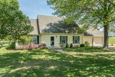 Dry Ridge Single Family Home For Sale: 1425 Dry Ridge Mount Zion Road