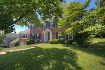 Crescent Springs Single Family Home For Sale: 792 Foresthill Drive