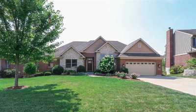 Single Family Home For Sale: 1011 Aristides Drive